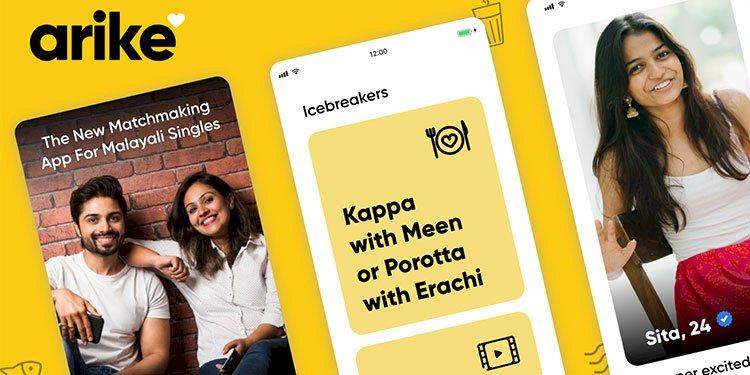അരികെ, A dating app for Malayalees