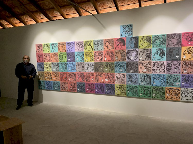 Art show turns saviour for artists amid the pandemic