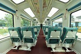 Train with a view: Railways launches Vistadome coach on Mumbai-Pune route