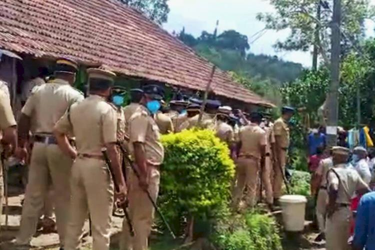 Fear and anger in Vandiperiyar village after murder of girl, 6