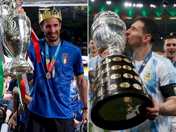 Argentina could face Italy in 'Super Cup'