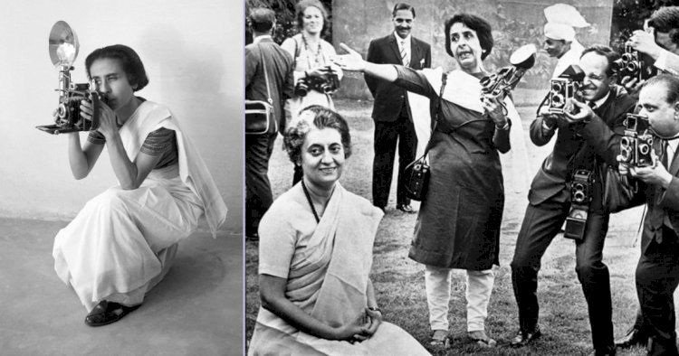 1st Indian female photojournalist featured in Met Museum show