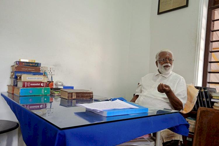 59 years ago, this Hindu man built a mosque funded by a Christian