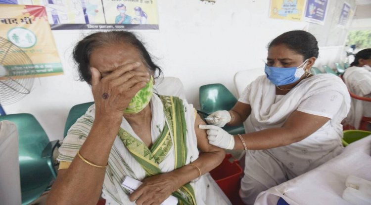 Survey says two-thirds of Indians exposed to Covid