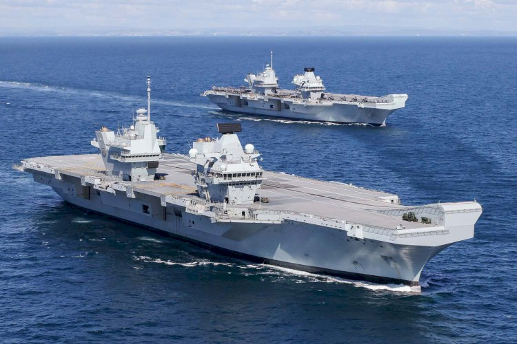 UK to permanently deploy two warships in Asia Pacific