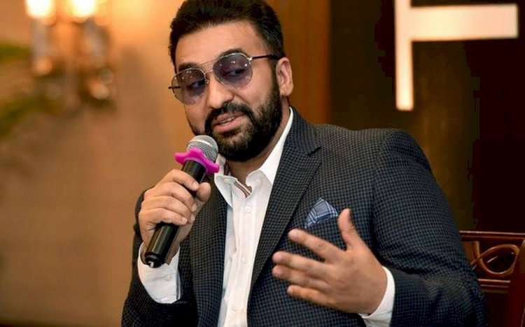 What is the adult film racket in which Raj Kundra is arrested?