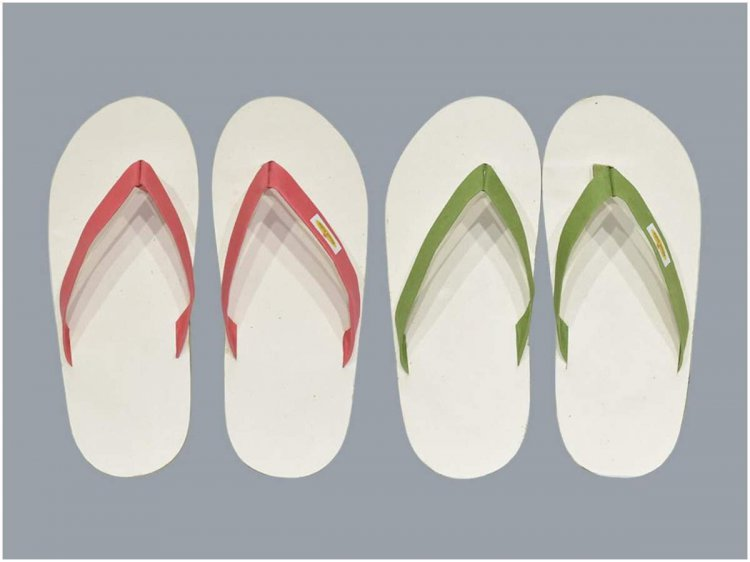 Khadi launches cotton babywear, 'use and throw' paper slippers