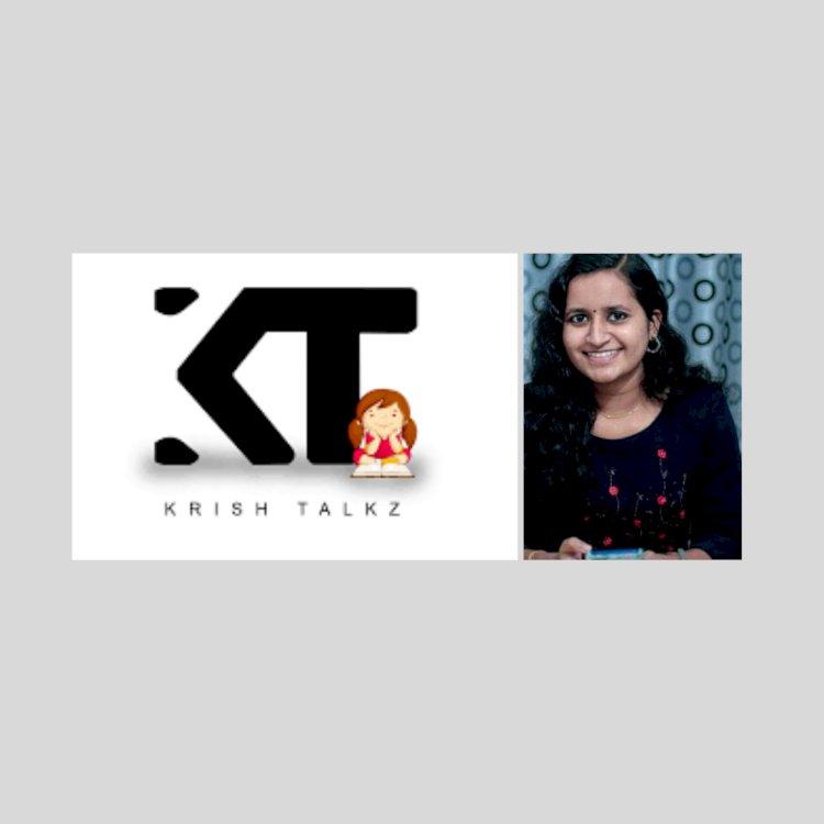 ടീച്ചറായി കൃഷ്ണേന്ദുവിന്റെ മികച്ച പ്രകടനം; 'KRISH TALKZ' വൻ ഹിറ്റ്