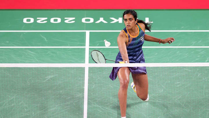 Sindhu 'happy', prepares for next match