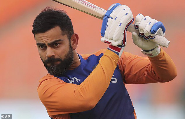 Kohli to resign as T20 captain after World Cup