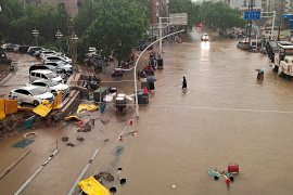 Several killed, nearly 2m affected, as China's Shanxi deluged